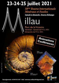 50 th Millau International Fossil Minerals Gemstone Fellowship