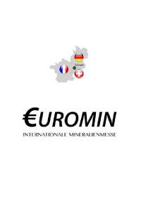 Euromin International Minerals Fair