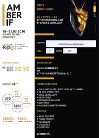 International Exhibition of Amber, Jewelry and Gems