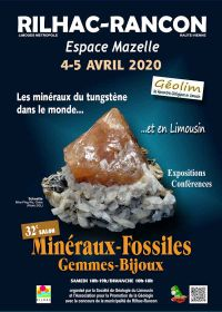 32nd exhibition of fossil mineral gems and jewelry