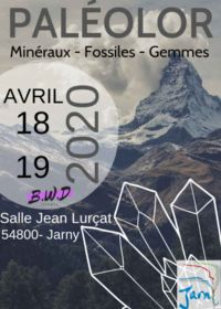 The 5th edition of the Fossil Minerals and Jewelry show