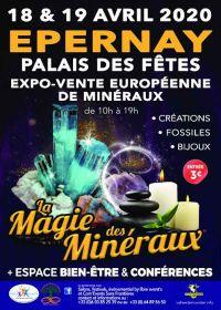 European fair for minerals, wellness area