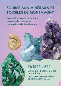 34th Mineral and Fossil Exchange
