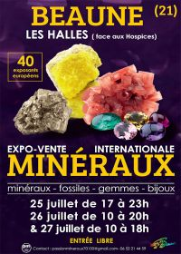 Mineral and fossil fair