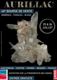 40th Fossil Minerals and Jewelry Scholarships