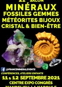 21st Mineral Fair Event Mandelieu