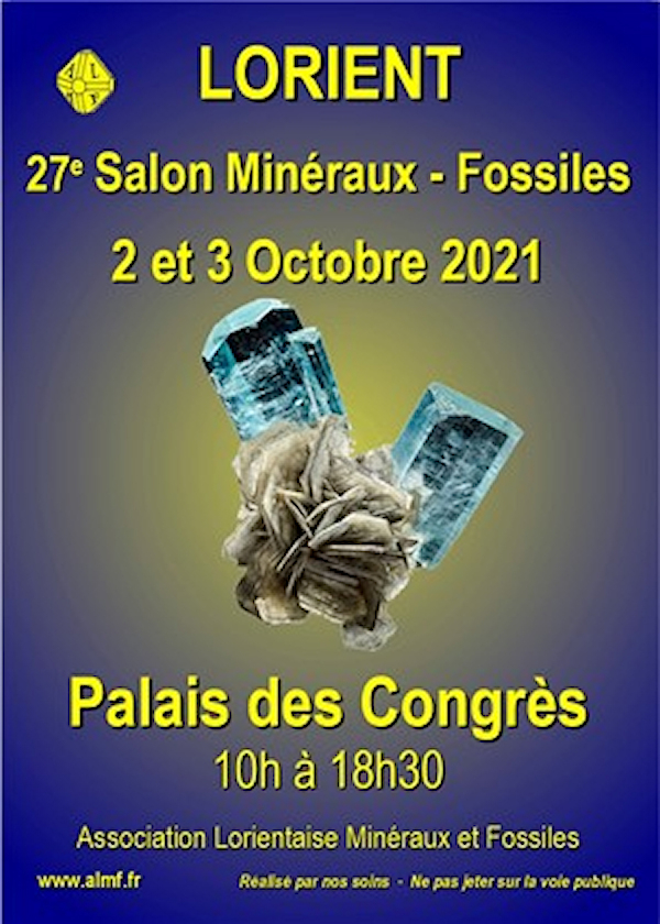 Mineralogical and Paleontological Exhibition and Sale