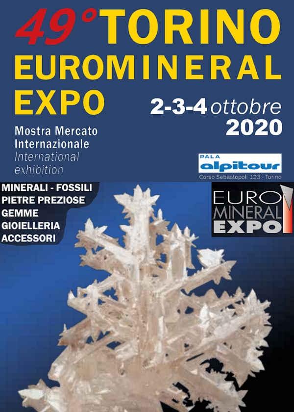 49th Torino Euro Mineral Expo
