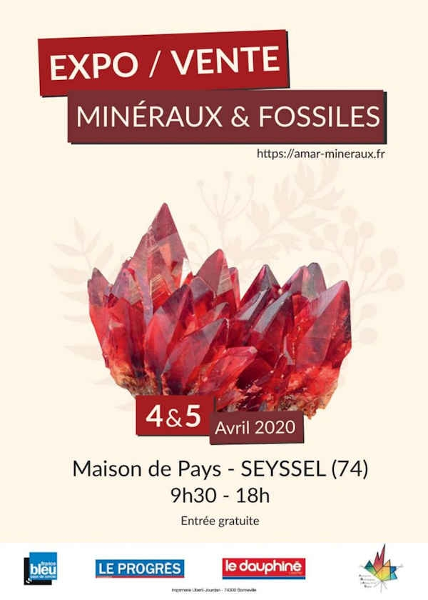13th edition sale of minerals and fossils