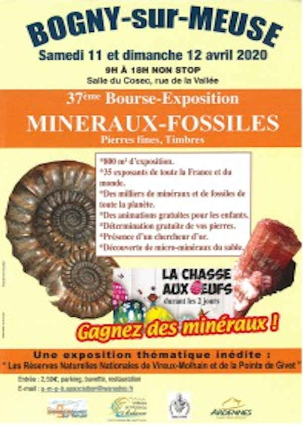 37th stock exchange exhibition fossil minerals fine stones stamps