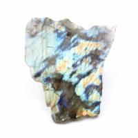 Labradorite free form polished pendant