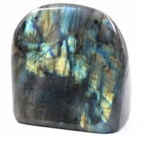 Labradorite stone Freeform Free standing block Lithotherapy protection stone