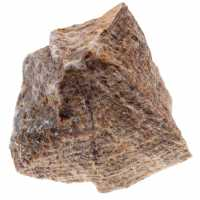 Brown aragonite