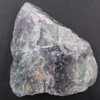 Purple green fluorite