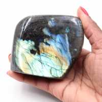Labradorite for decoration