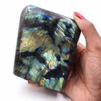 Labradorite protection stone