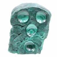 Malachite for decoration