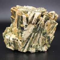 Allanite crystals