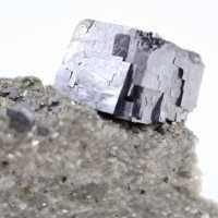 Galena crystal