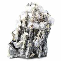 Cerusite, barite and quartz