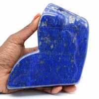Lapis lazuli natural stone