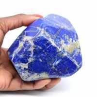 Lapis lazuli ornamental stone