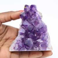 Uruguayan amethyst crystals