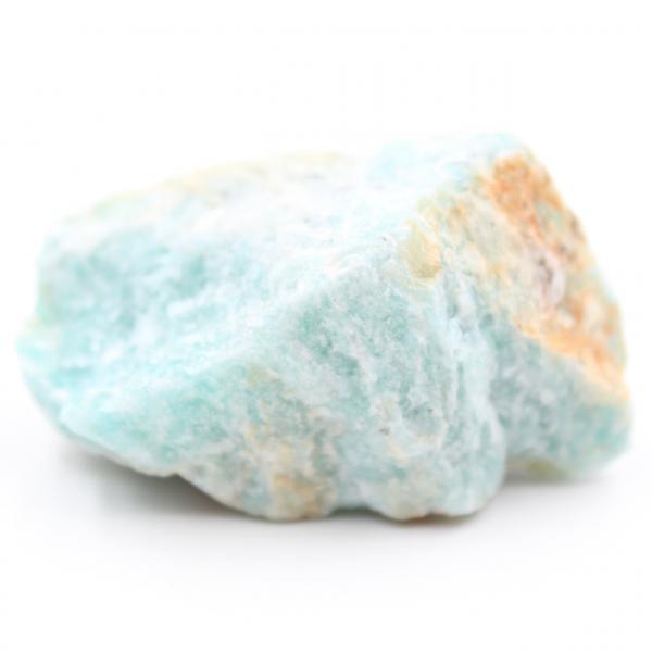 Raw Amazonite from Brazil