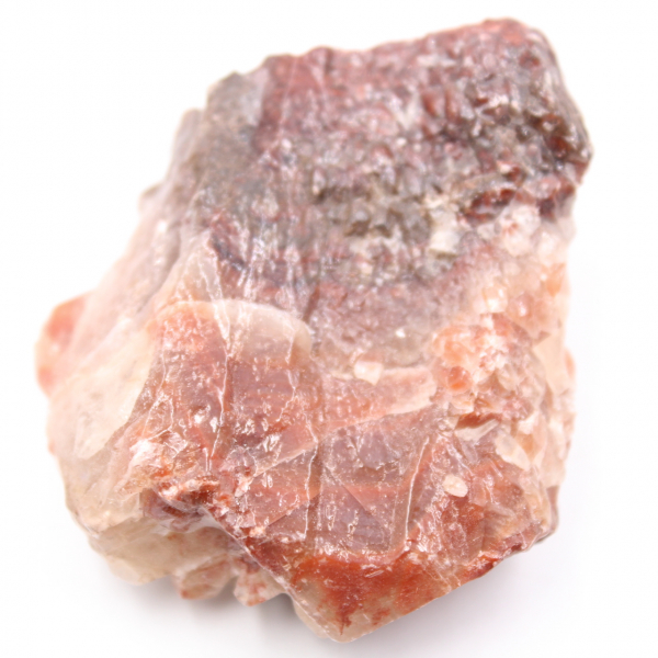 Raw brown calcite from Mexico