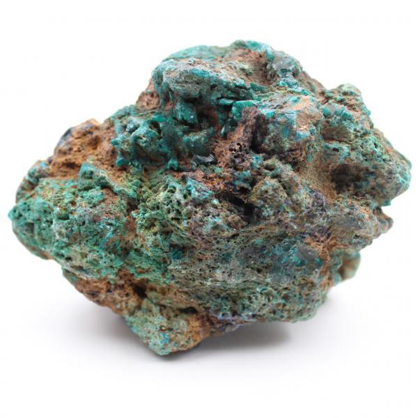 Crude dioptase