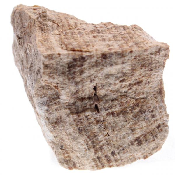 Brown aragonite