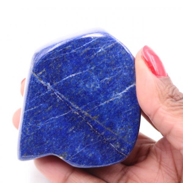 Block of Lapis Lazuli stone free form