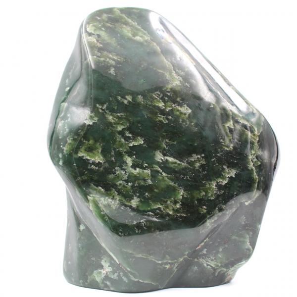 Jade Stone Nephrite free form of ornament