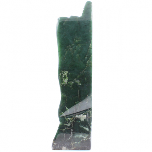 Jade Stone Nephrite free form of ornament