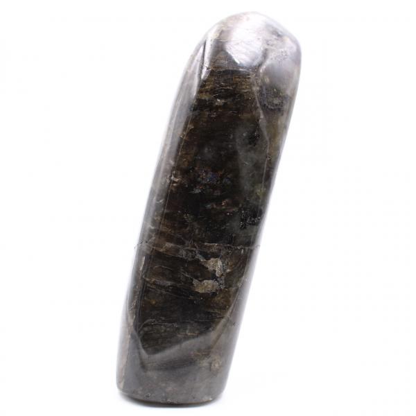 Freeform Blue Yellow Labradorite Stone