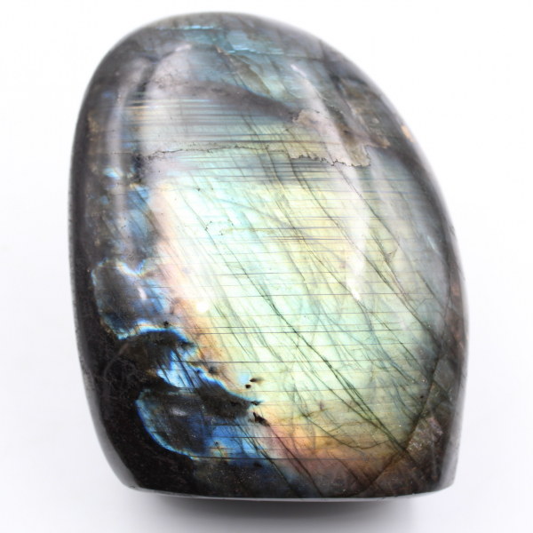 Polished Labradorite Stone Block