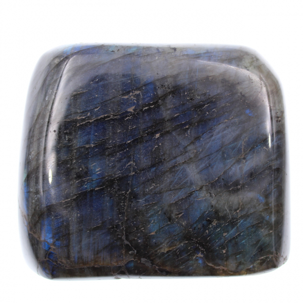 Labradorite, fully polished free form