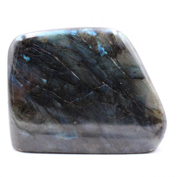 Labradorite block shape to pose for ornament
