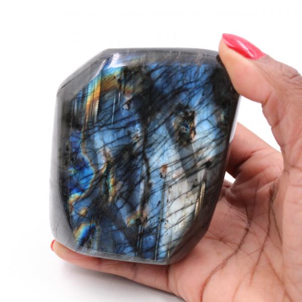 Polished Labradorite Stone