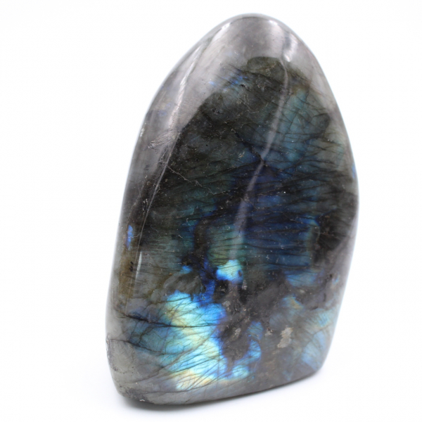 Polished form of Labradorite
