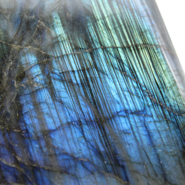 Labradorite decoration stone