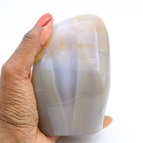 Free form agate