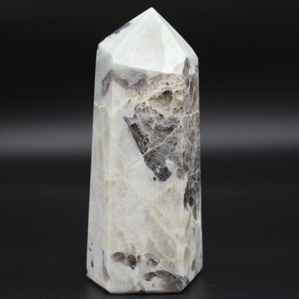 Garnierite prism from Madagascar