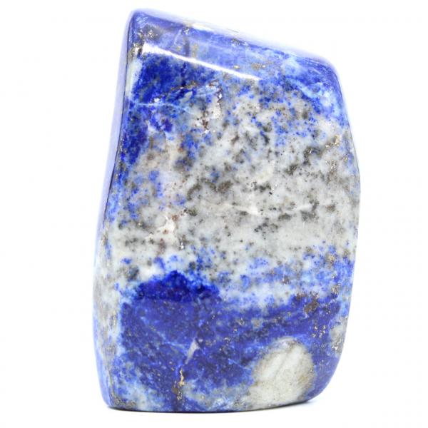 Natural block of Lapis-lazuli