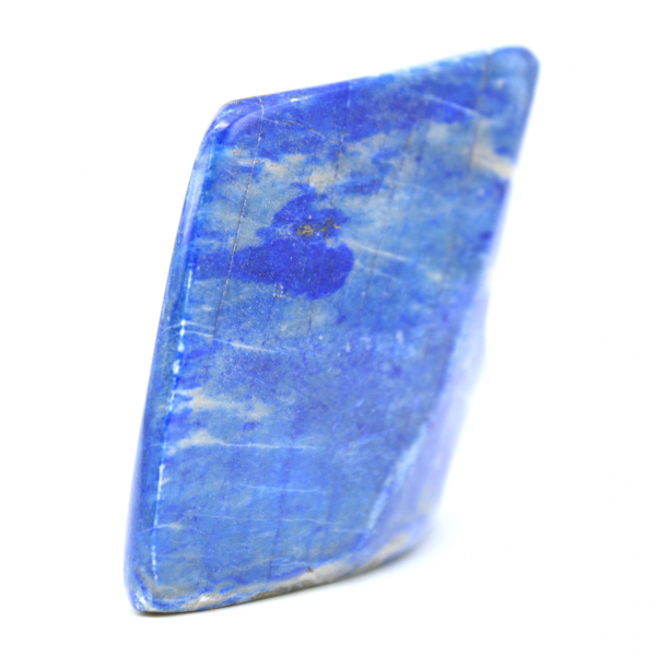 Polished lapis lazuli for collection