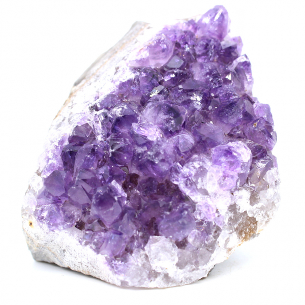 Piece of natural amethyst